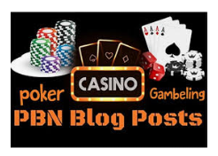 Get Powerful 15 Casino High Quality Permanent HomePage Dofollow PBN BackLinks.