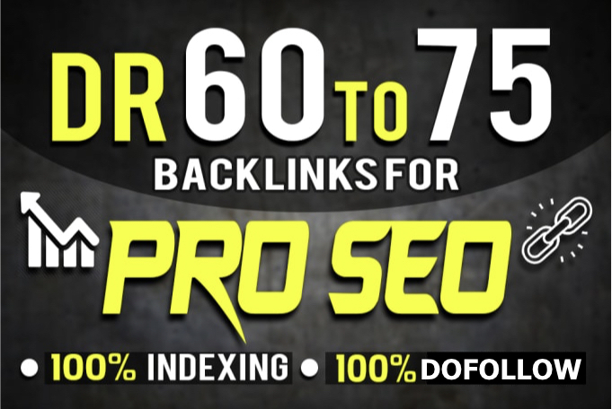 I will provide you 15 high DR 60 to 80 pbn backlinks for offpage seo