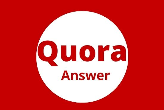 Guaranteed boost your website with 20 high-Quality Quora Answers