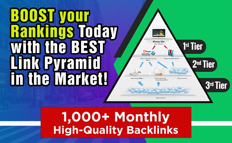 I will do 1000+ High Authority exclusive DA 65+ Dofollow backlinks rank on google 1st page