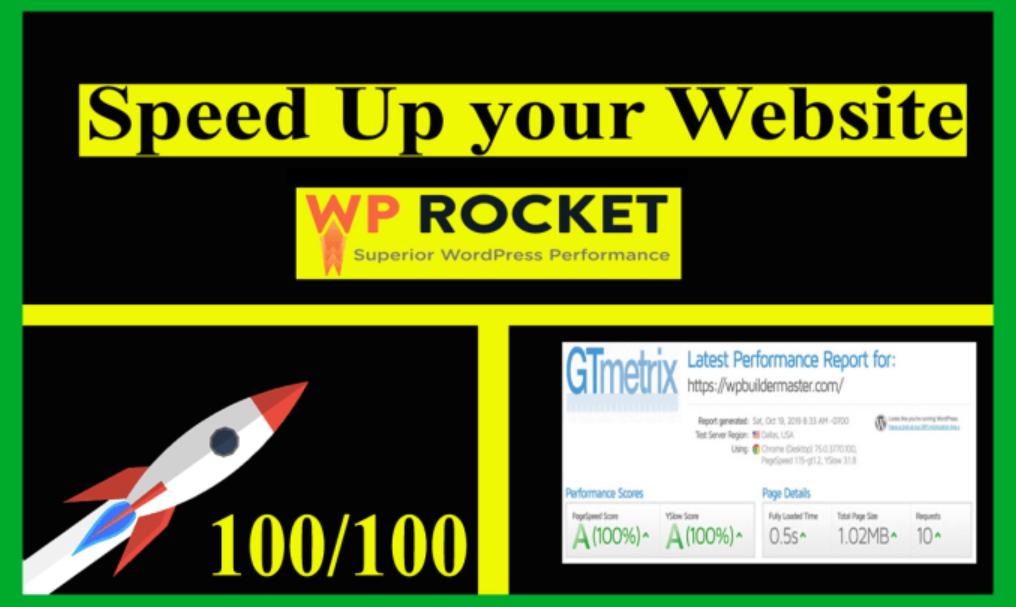 I will increase wordpress website speed optimization,  wordpress speed optimization