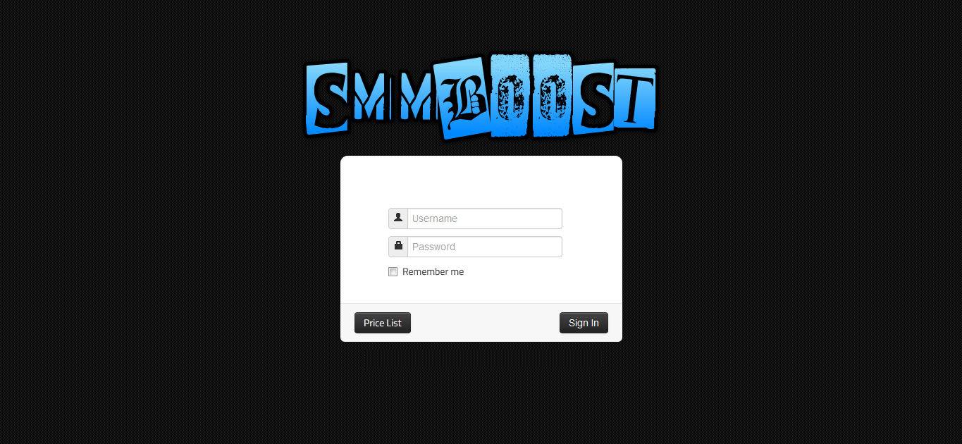 Add Funds To Your SMMBoost Panel