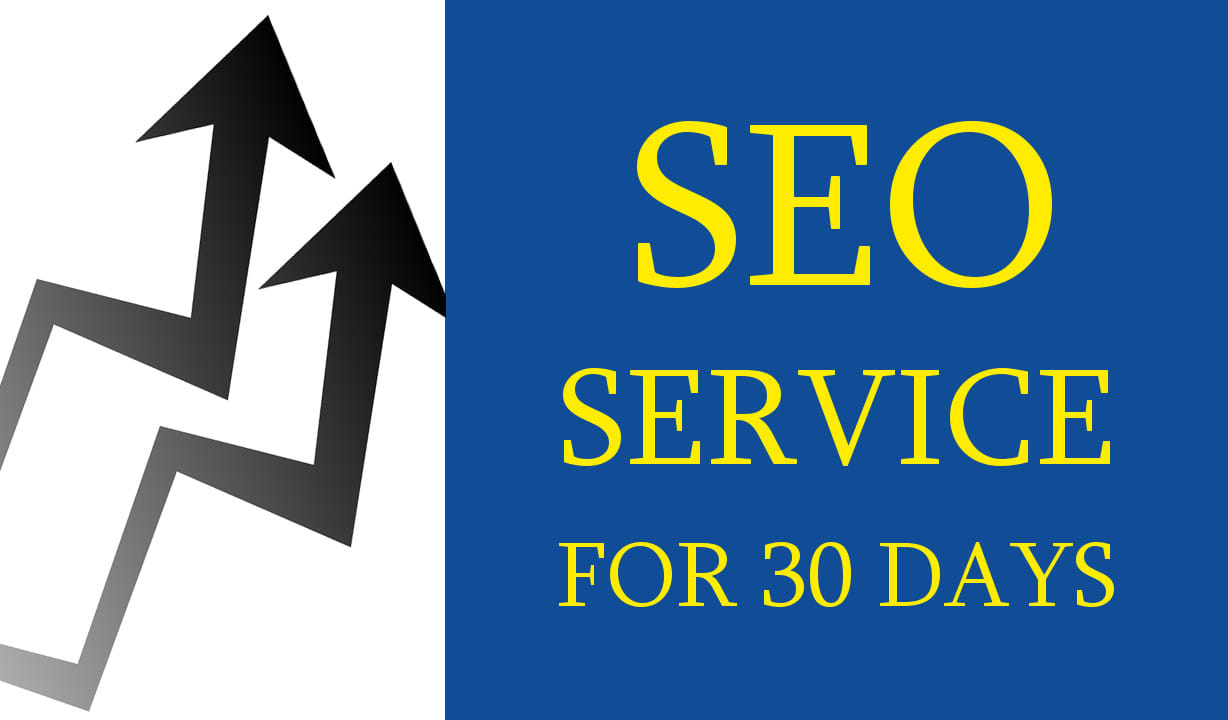 SEO service your website in TOP-10 in 30 days