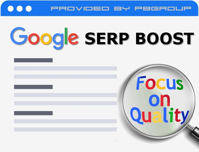 Google Keyword SERP & Authority BL's Tier 3 Boost