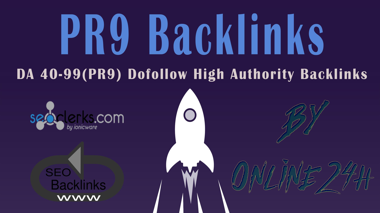 30-High-Authority-DA-40-99-Web-2-Backlinks-only