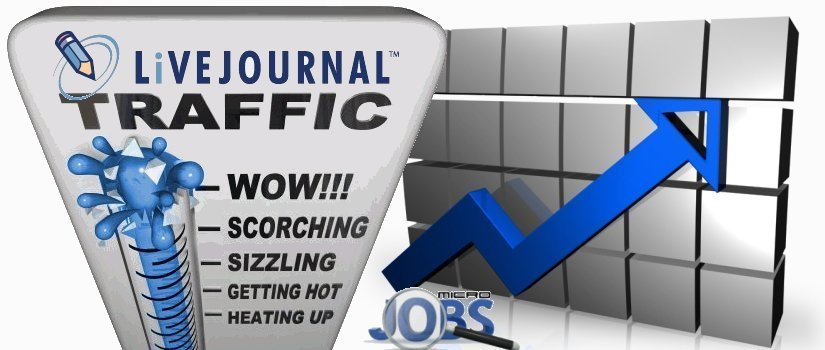 Social Traffic from LiVEJOURNAL