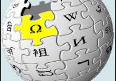 will create your site on FIRST page google with 15055 wiki backlinks + edu backlink + gov backlinkes Delivered in 48h