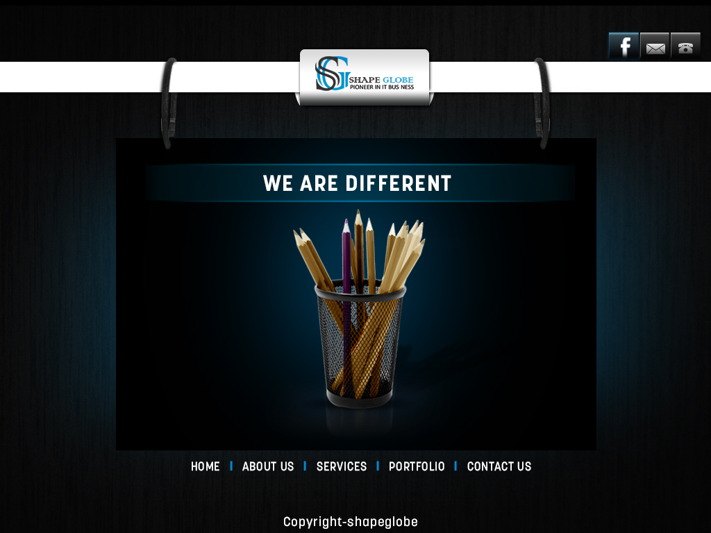 Will Design and develop a complete five pages CMS Wordpress website