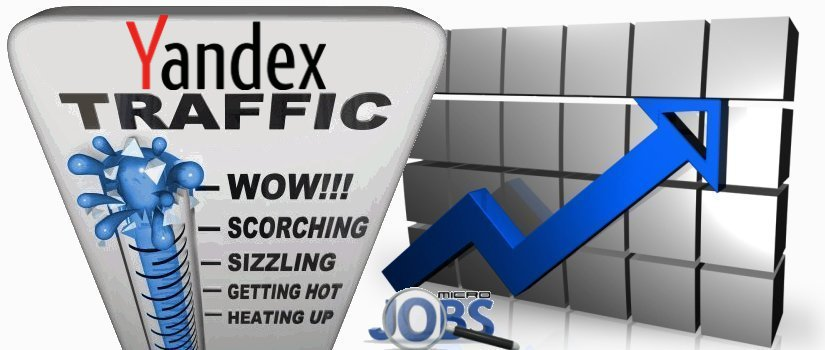 Organic traffic from Yandex. com with your Keyword