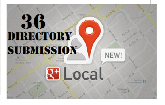 manually add your business in 36 USA local directories