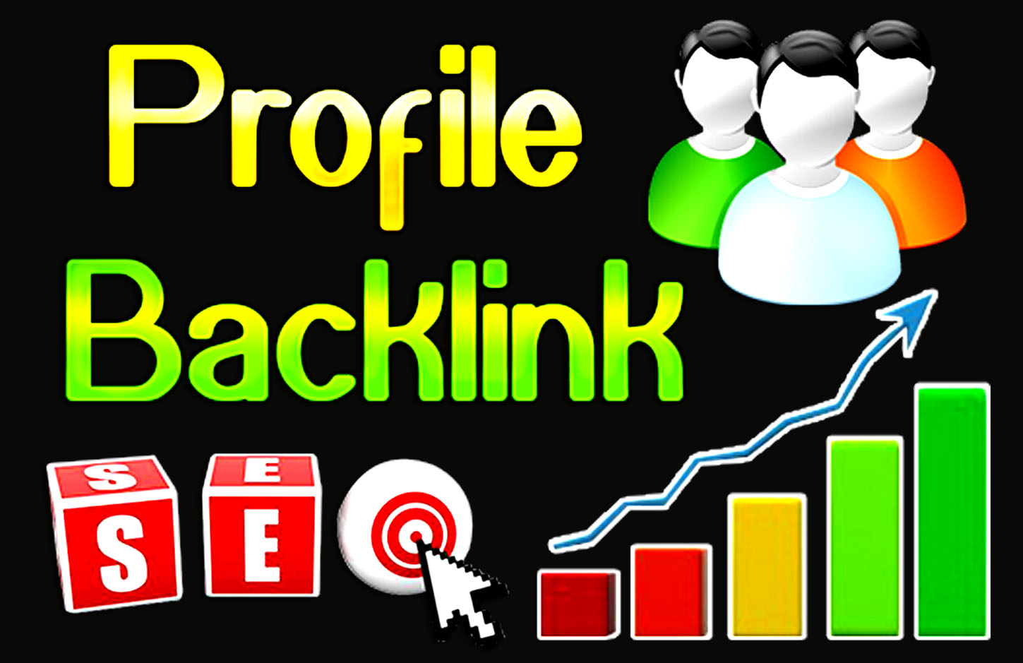 I will do 125 Web 2 Profile Backlinks,  Brand Creation for Site