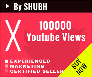 Start fastly 100000 Youtube Views