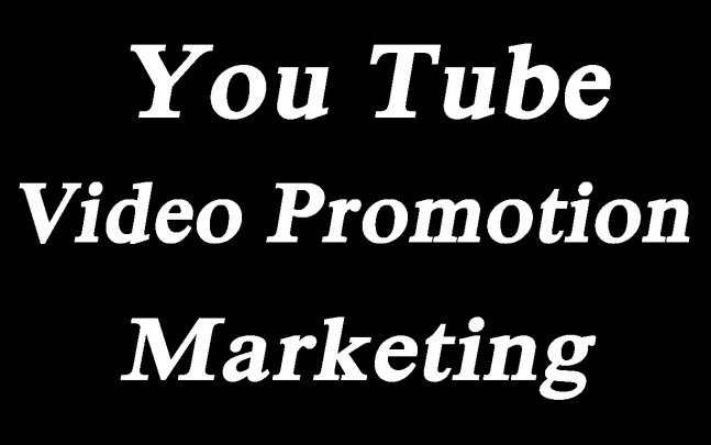 Fast YouTube video Promotion and Marketing real and fast