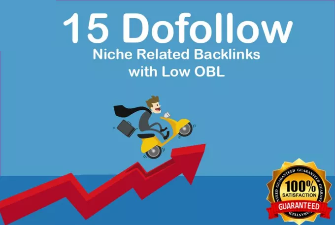 Provide 15 Niche Related Do Follow Backlink With Low ...