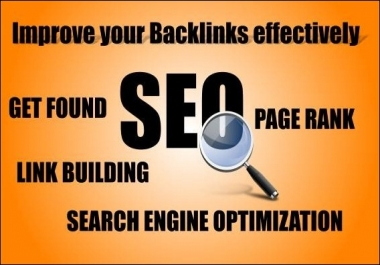 I will submit your website or blog link 2000+high quality backlinks