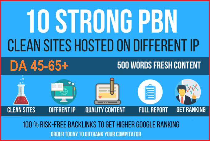 Build-5-Powerful-PBN-Links-DA-30-Homepage-DoFollow