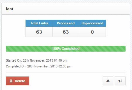 I will index 1000 of your backlinks with instantlinkindexer