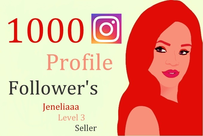 add Instant 1000 Real Profile Followers