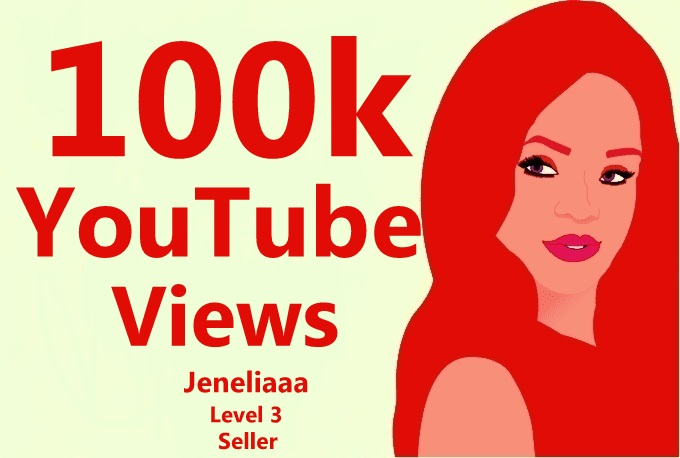Fast 100,000 (100k) Youtube view High Retention