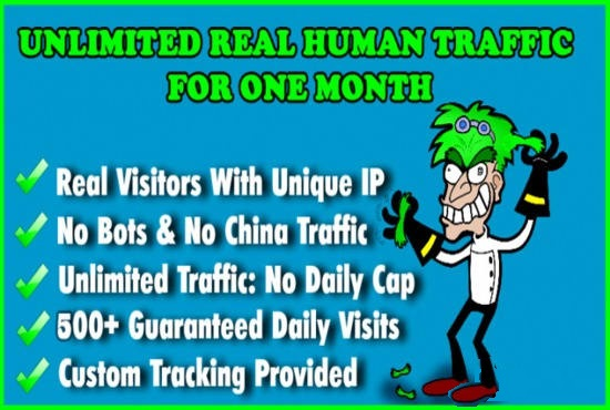 I Will Send 5000 Super Targeted For Bitcoin or Crypto Related Visitors for 30 Days