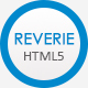 Reverie - Responsive HTML5 Multi Purpose Template