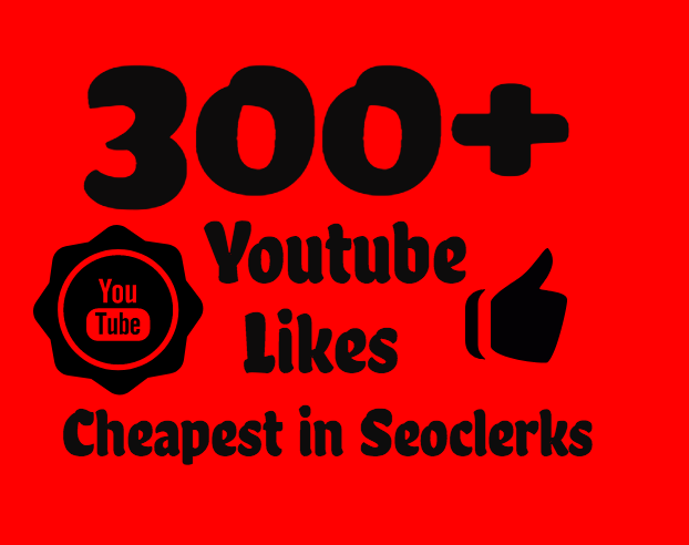 Add Super Fast 200-300+ Real Youtube Likes