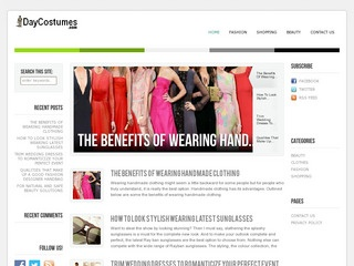I will publish your Guest Blog Post with two Back link to your site on my DA38 FASHION BLOG