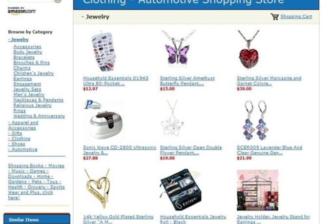 build ATTRACTIVE Amazon astore Ready to Go for Profit