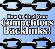 GET 35 Links Against Your Competitor's backlinks on TOP Pages