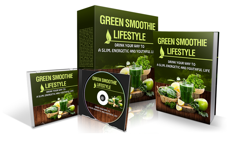 Give you Green Smoothie Lifestyle PLR Pack