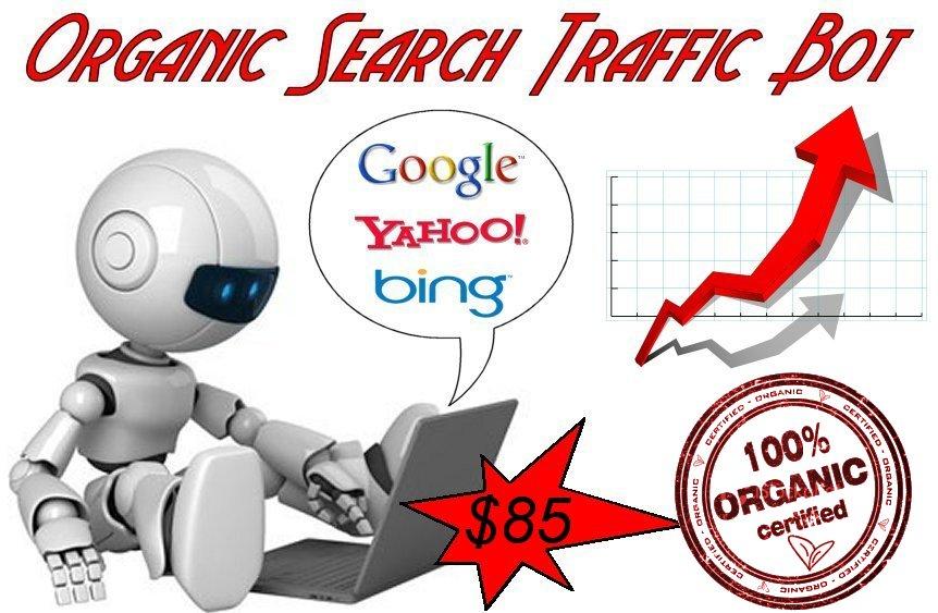 Bot traffic system