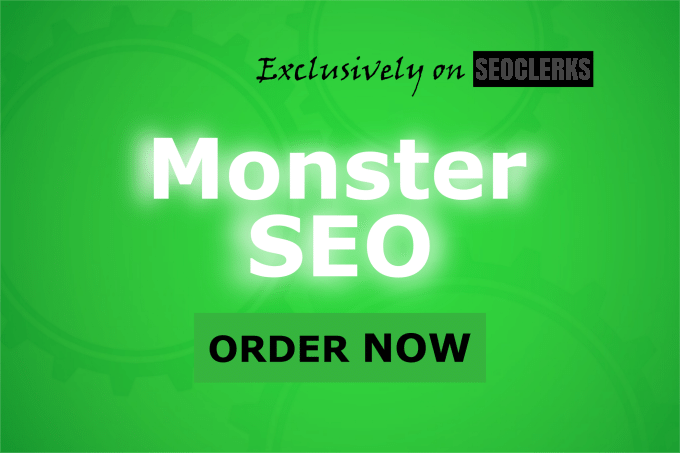 do BRUTAL 30 Days Monster Seo Best Service 2016