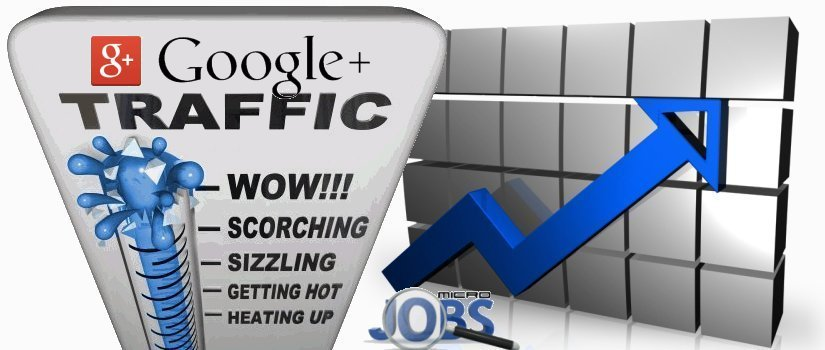 Social Traffic from Google Plus