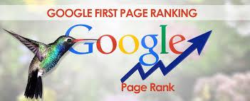 Custom offer for google ranking