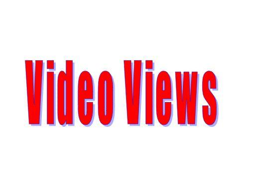 arrange 50,000 + High Quality Social Media V i deo V iews