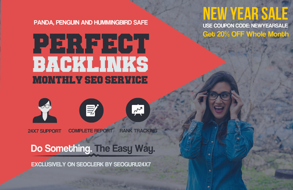 PERFECT BACKLINKS 30 Days Whitehat AUTHORITY Link Bui...