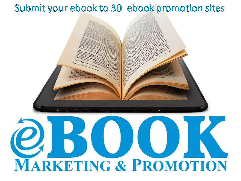 Promote your FREE ebook to 30 kindle promotion sites.