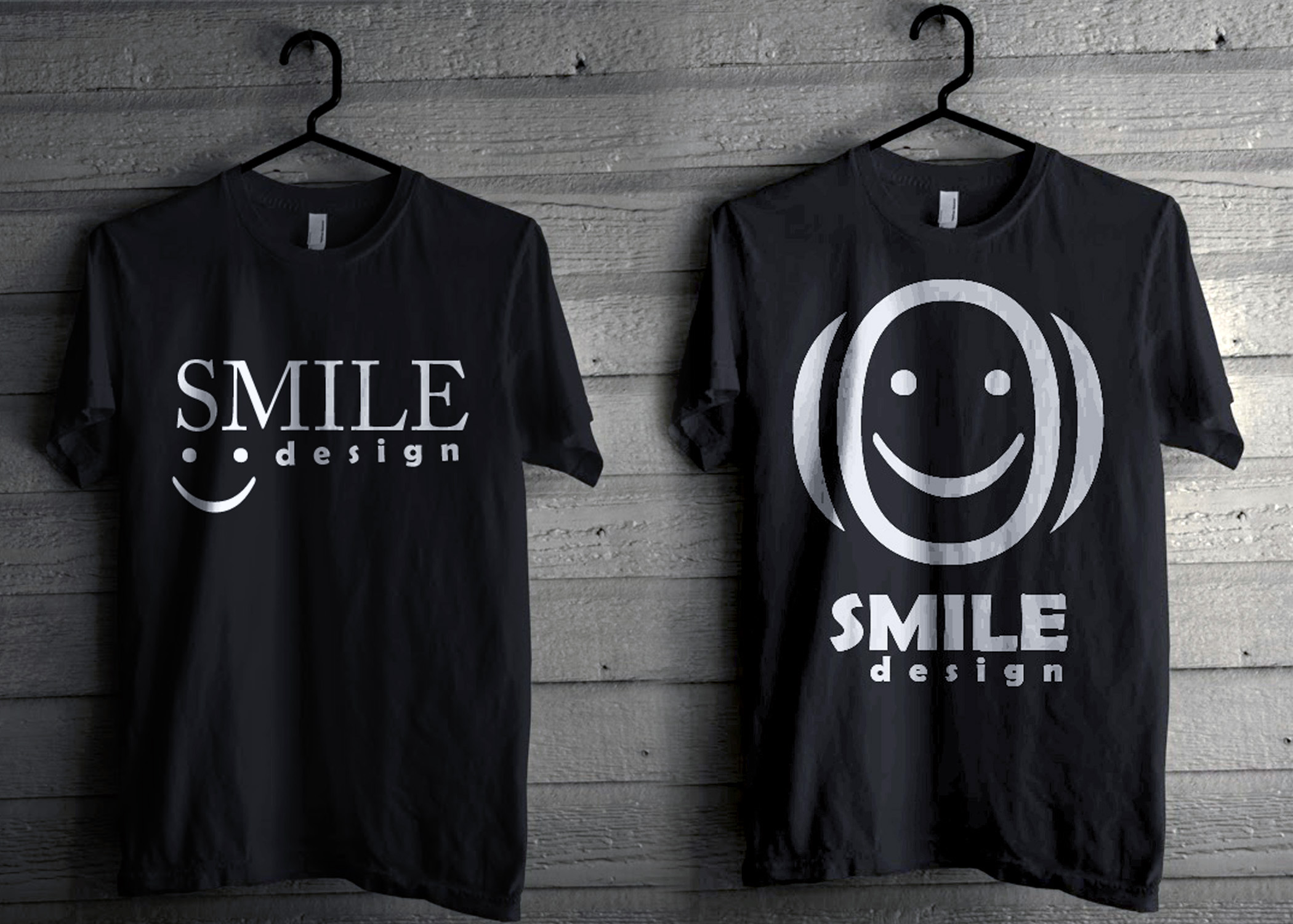 order i will put your logo into realistic tshirt mock up service
