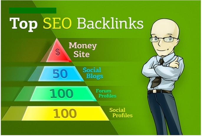 I will do backlinks pyramid for SEO that works in 201...