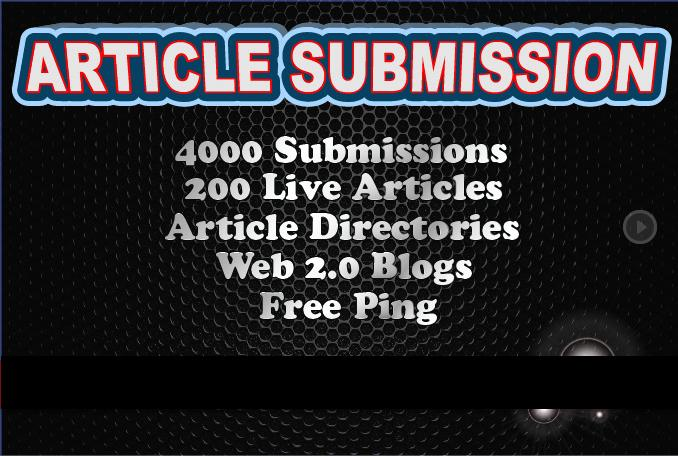 I Will Spin And Submit Your Article To 7450 Directori...