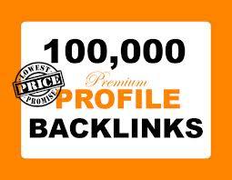 SAVE 30 - 100,000 Backlinks FAST