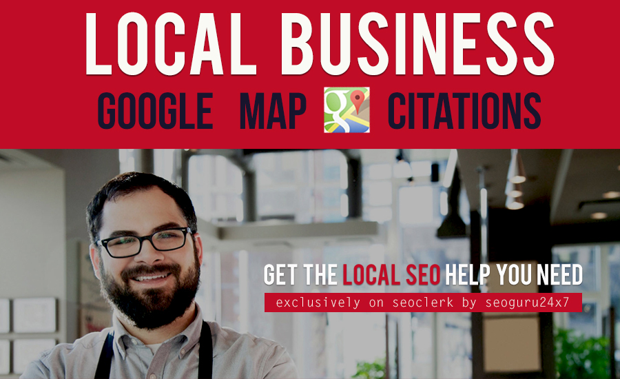 5 Google Map Citations - Local SEO
