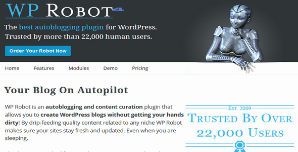 I Will Install WP Robot4 Developer Version On WP Site