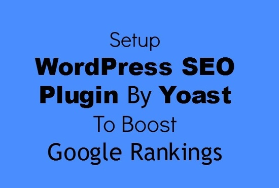 I will install Yoast wordpress Seo plugin & do on...