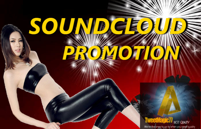 I Will Personally Do SOUNDCLOUD Music Promotion For You