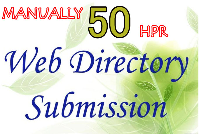 I will submit your business 50 TOP RANKED DIRECTORY SITES