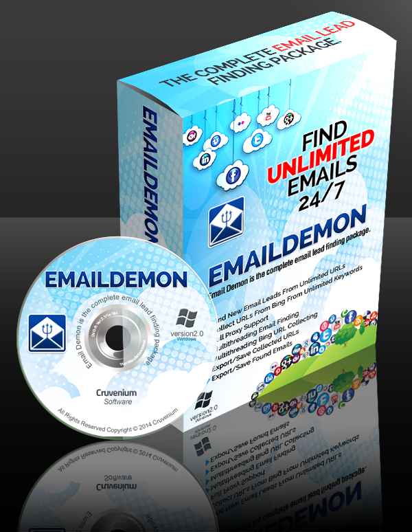 Email Demon - Discover Unlimited Emails Leads With Ease!