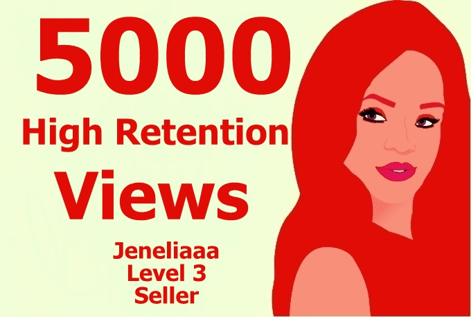 ADD Fast 5000+ YouTube View High Retention Within 12-24 Hours