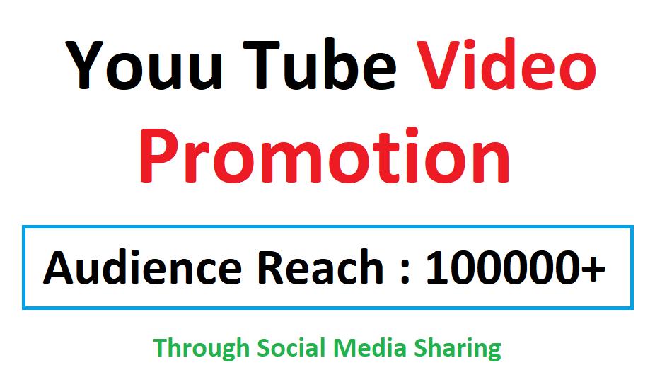 Video Viral Marketing Promotion