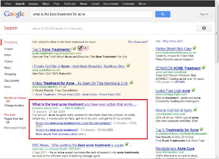 Get unlimeted traffic from Yahoo trick